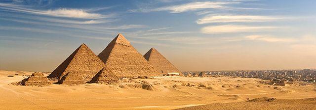 Ägypten Pyramiden