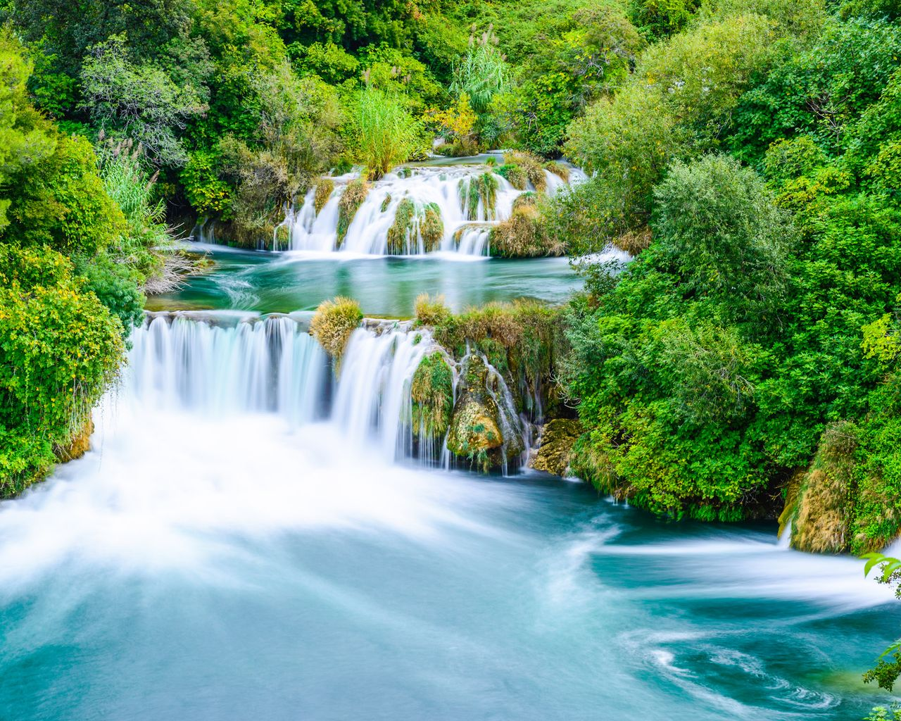 Kroatien Nationalpark Krka