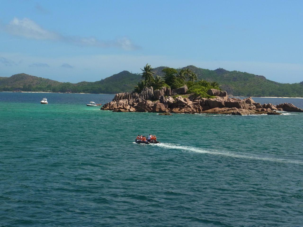 Seychellen Kreuzfahrt Bootsausflug