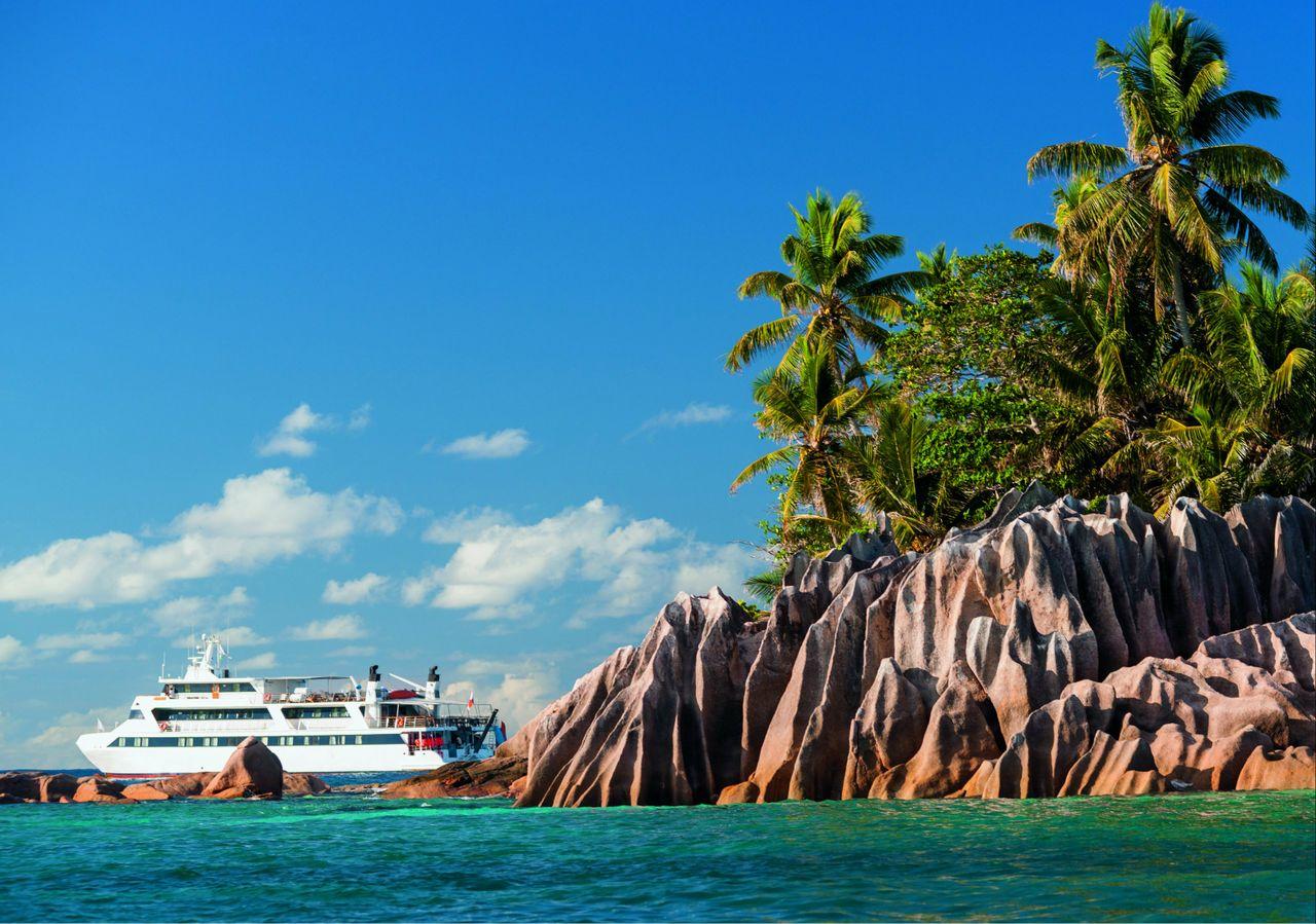 Seychellen Kreuzfahrt Île Saint Pierre