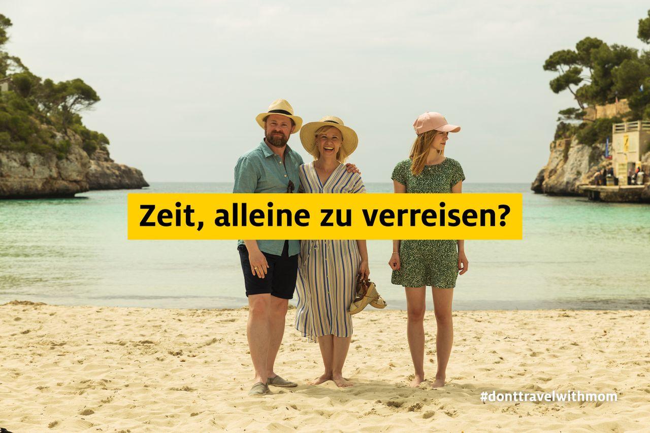 Urlaub ohne Eltern