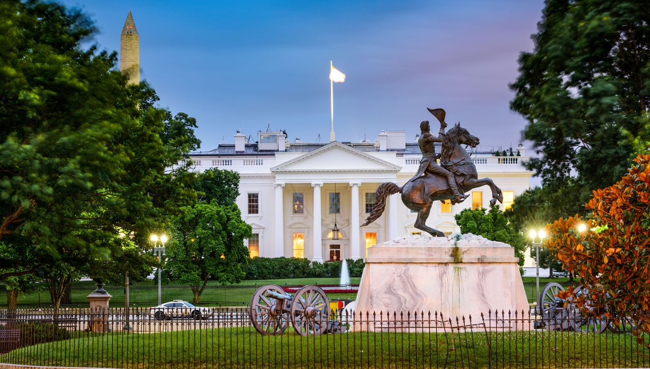 Weiße Haus, Washington D.C.