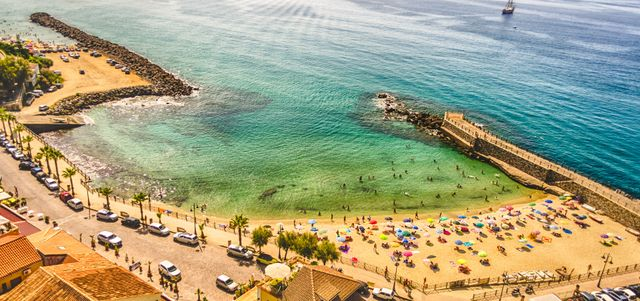 Kalabrien Italien Urlaub