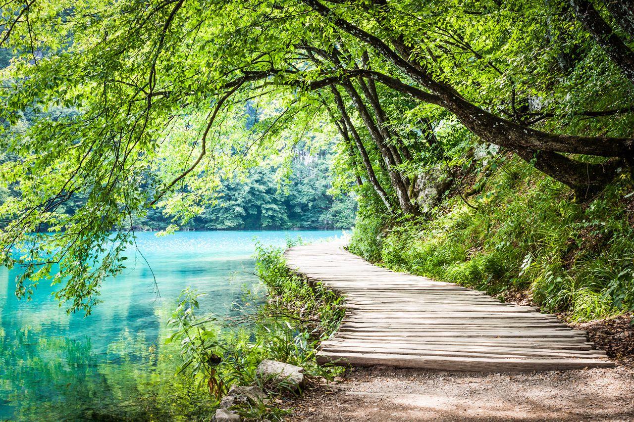 Kroatien Nationalpark Plitvicer Seen