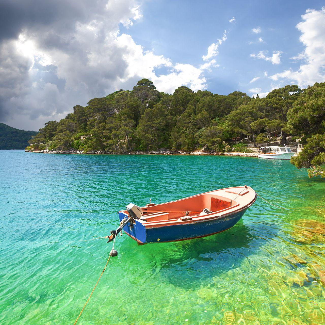 Kroatien Insel Mjet