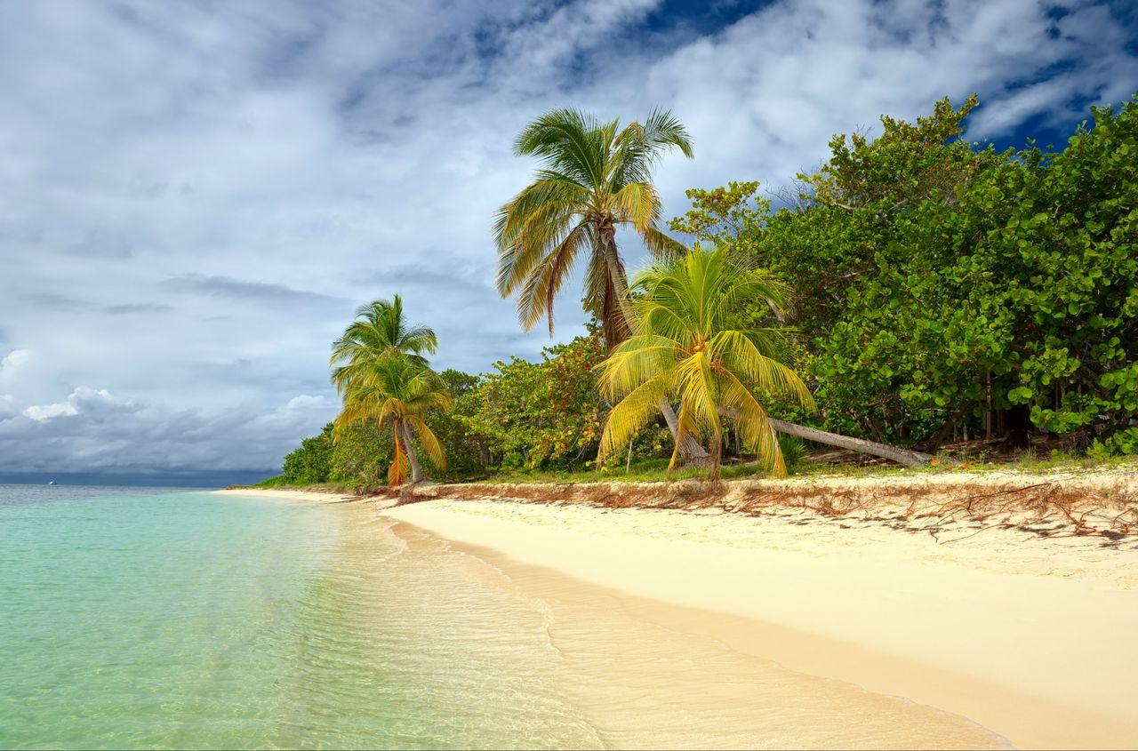 Karibikstrand / Starclippers