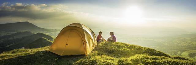 Campingplatzsuche online