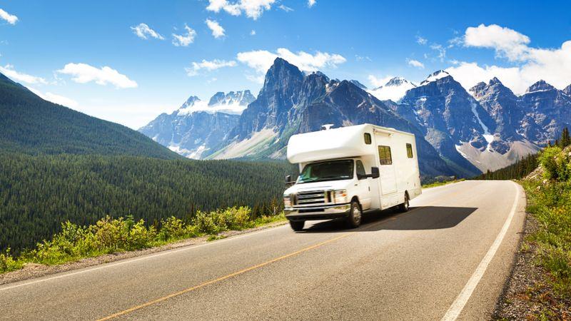 Camper Urlaub Kanada