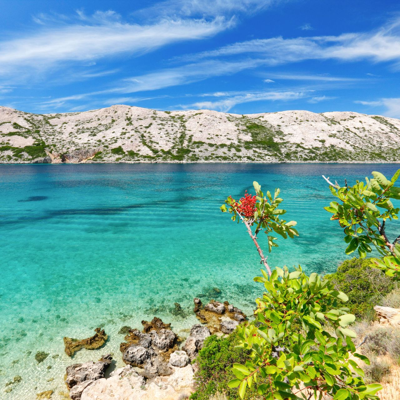 Kroatien Insel Rab