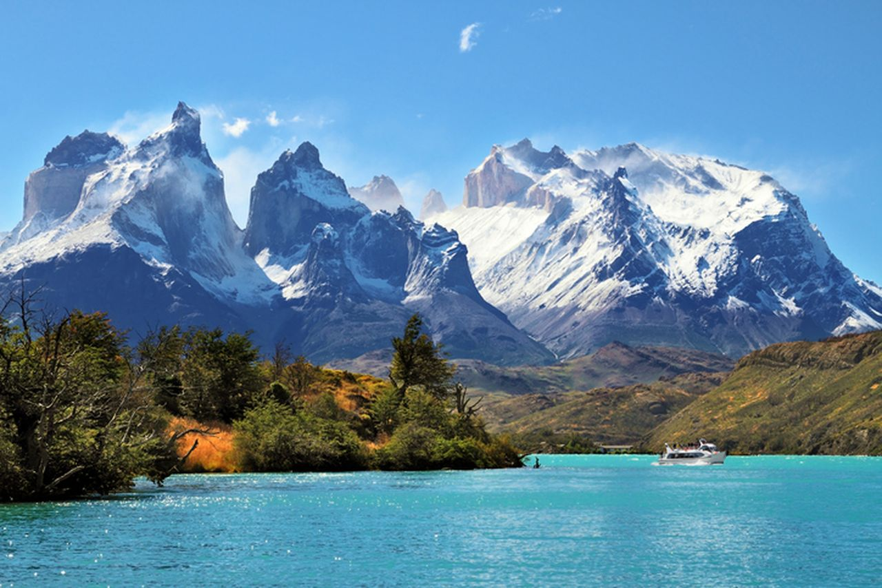 Südamerika Rundreise günstig Torres del Paine