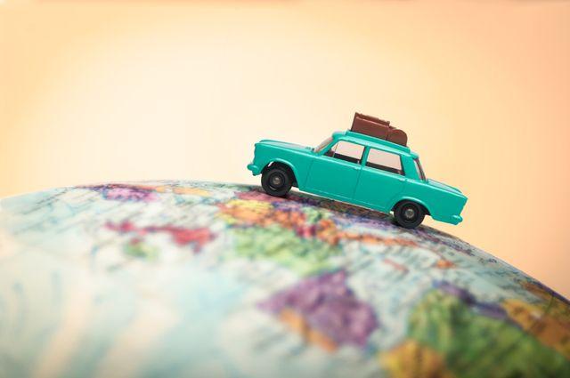 Routenplaner Reise online