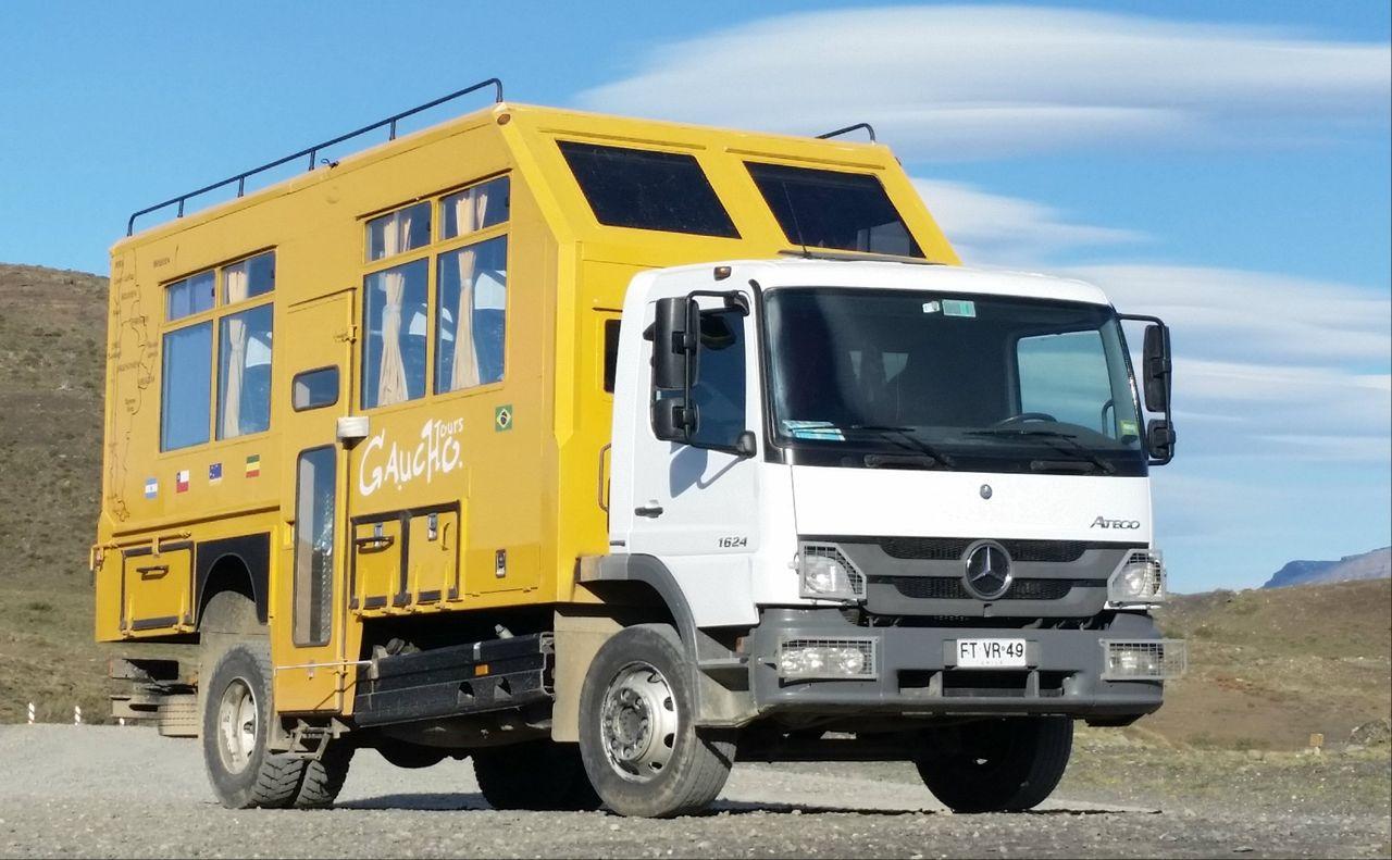 Südamerika Rundreise günstig Expeditions-Truck