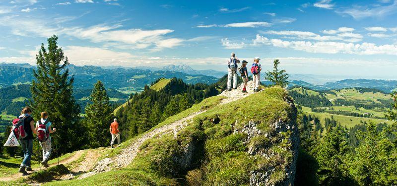 Wandern Deutschland