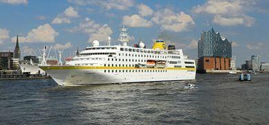 Mitgliederreise MS Hamburg Britain? Great!