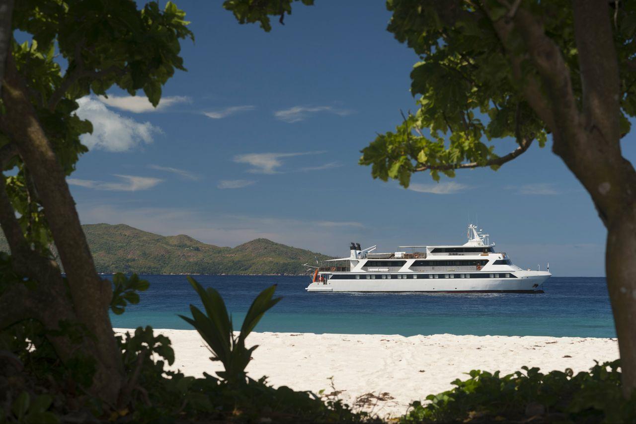 Seychellen Kreuzfahrt MY Pegasus