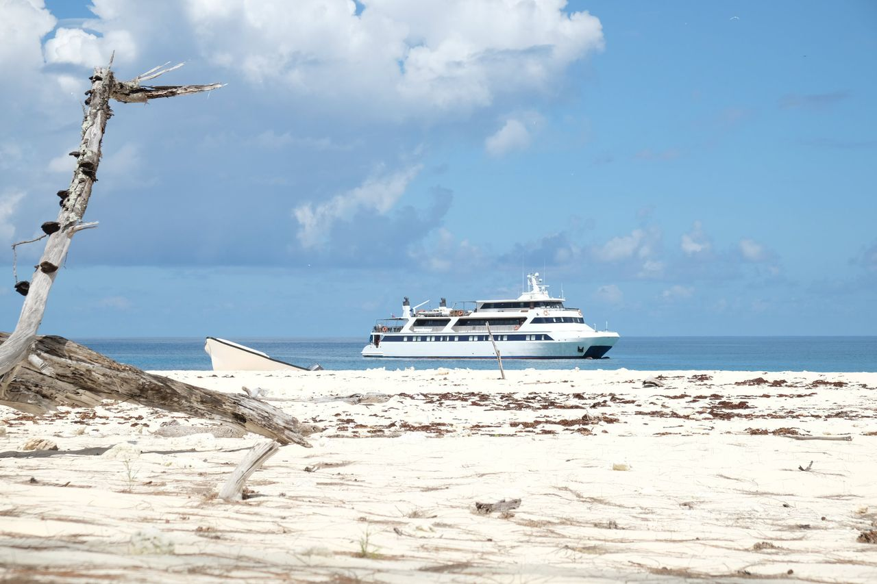 Seychellen Kreuzfahrt MY Pegasus Cousin Island