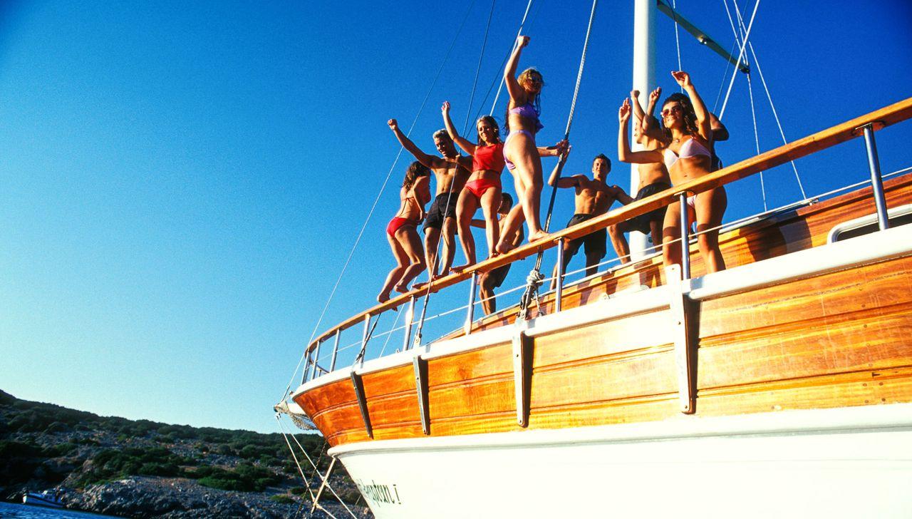 Partyboot, Ibiza