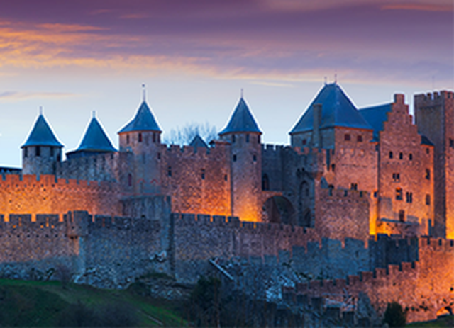 Languedoc Carcassonne