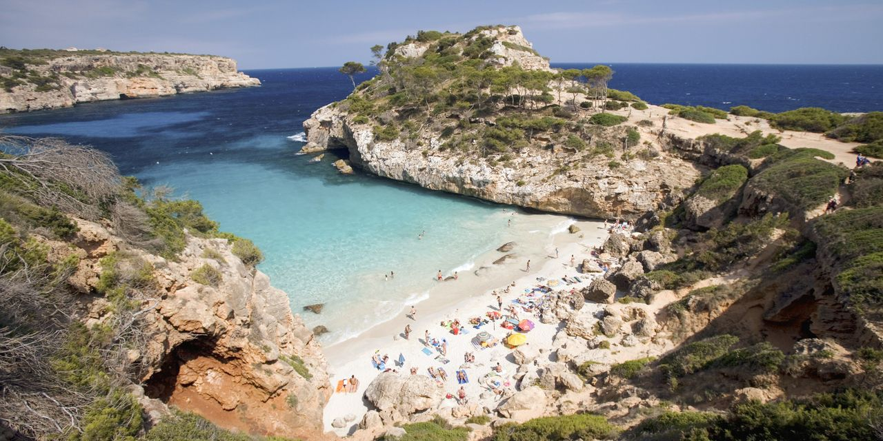 Traumstrand und Geheimtipp Cala de Moro, Mallorca