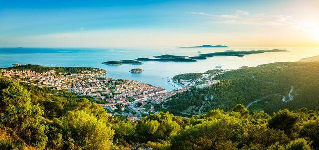 Die schönsten Inseln Kroatien Urlaub