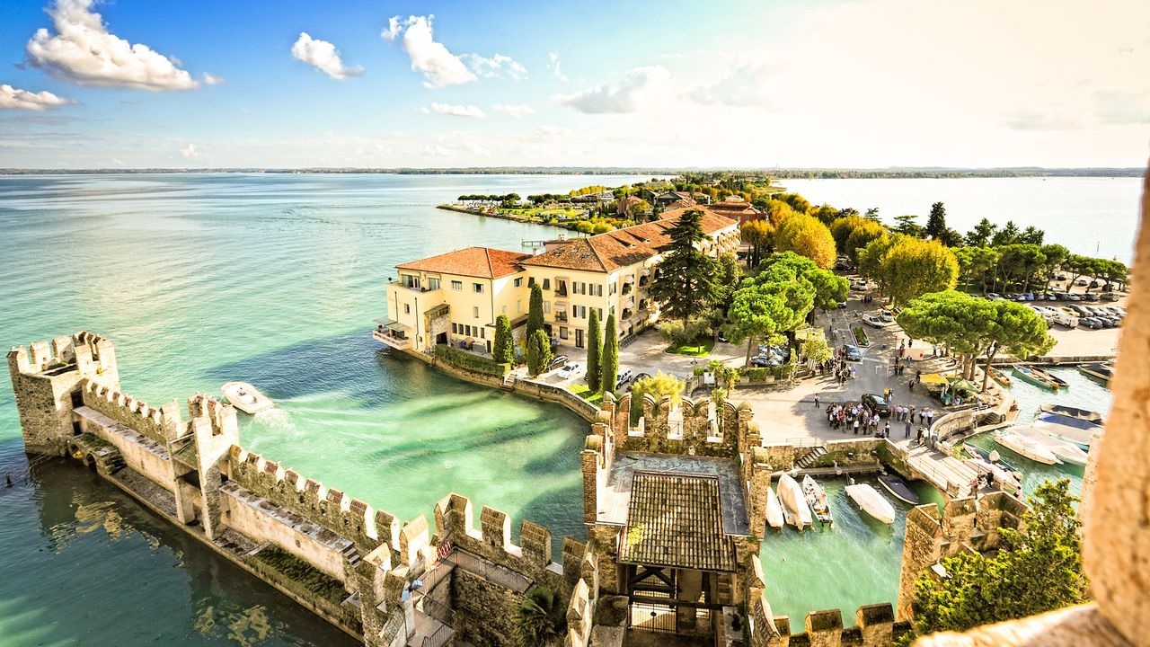 Sirmione Lake Garda Spa