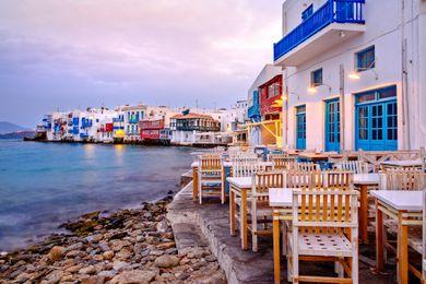 Griechische Inseln Fruehbucher