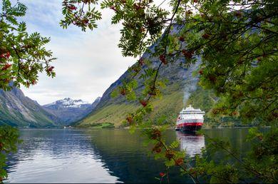 Mitgliederreise Hurtigruten