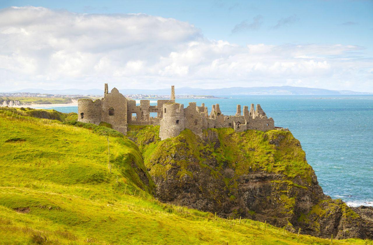 Nordirland Castle