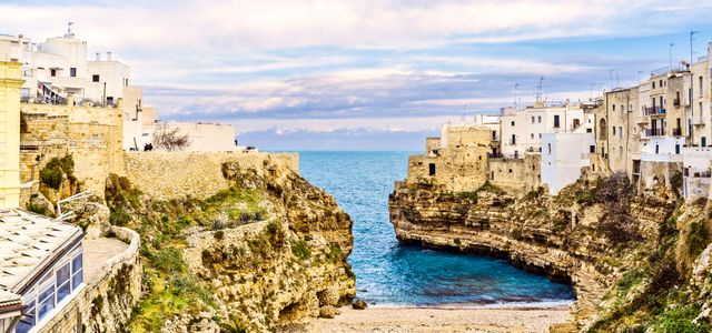 Apulien Italien Urlaub