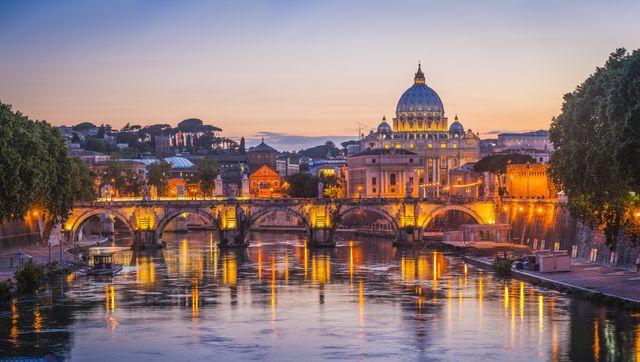 Städtereisen Italien Rom