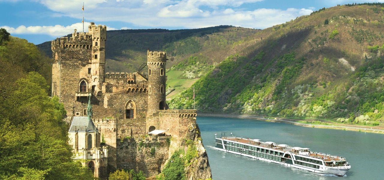 Flussreise Rhein in Flamen AMADEUS Silver II