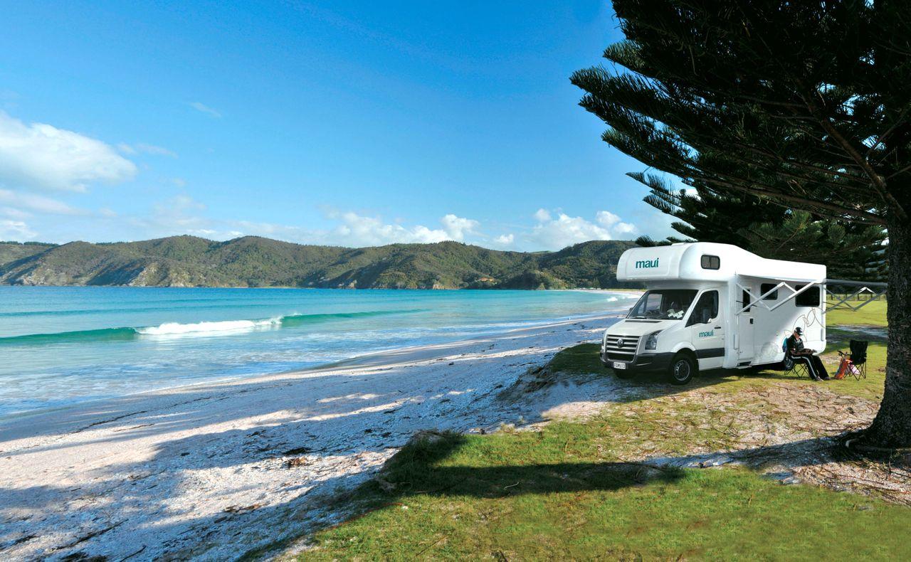 camper neuseeland rundreise buchen adac reisen. Black Bedroom Furniture Sets. Home Design Ideas