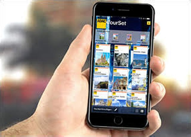 ADAC TourSet App