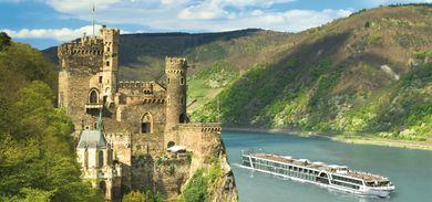 Mitgliederreise Rhein in Flammen
