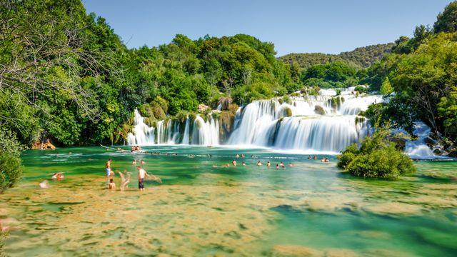 Nationalparks Kroatien Urlaub