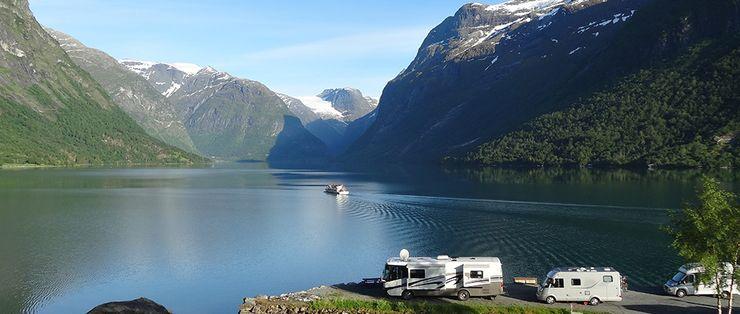 wohnmobil camper skandinavien angebote adac reisen. Black Bedroom Furniture Sets. Home Design Ideas