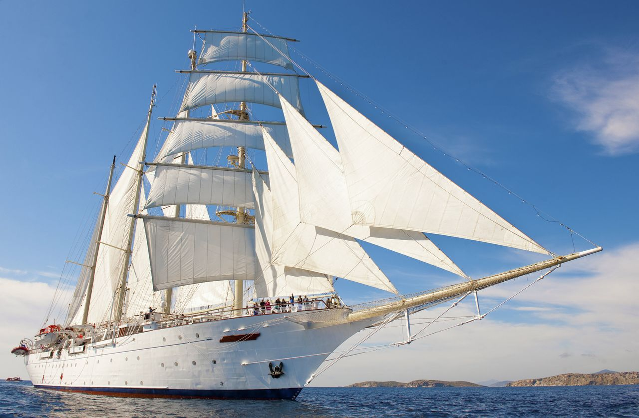 Star Flyer / Starclippers
