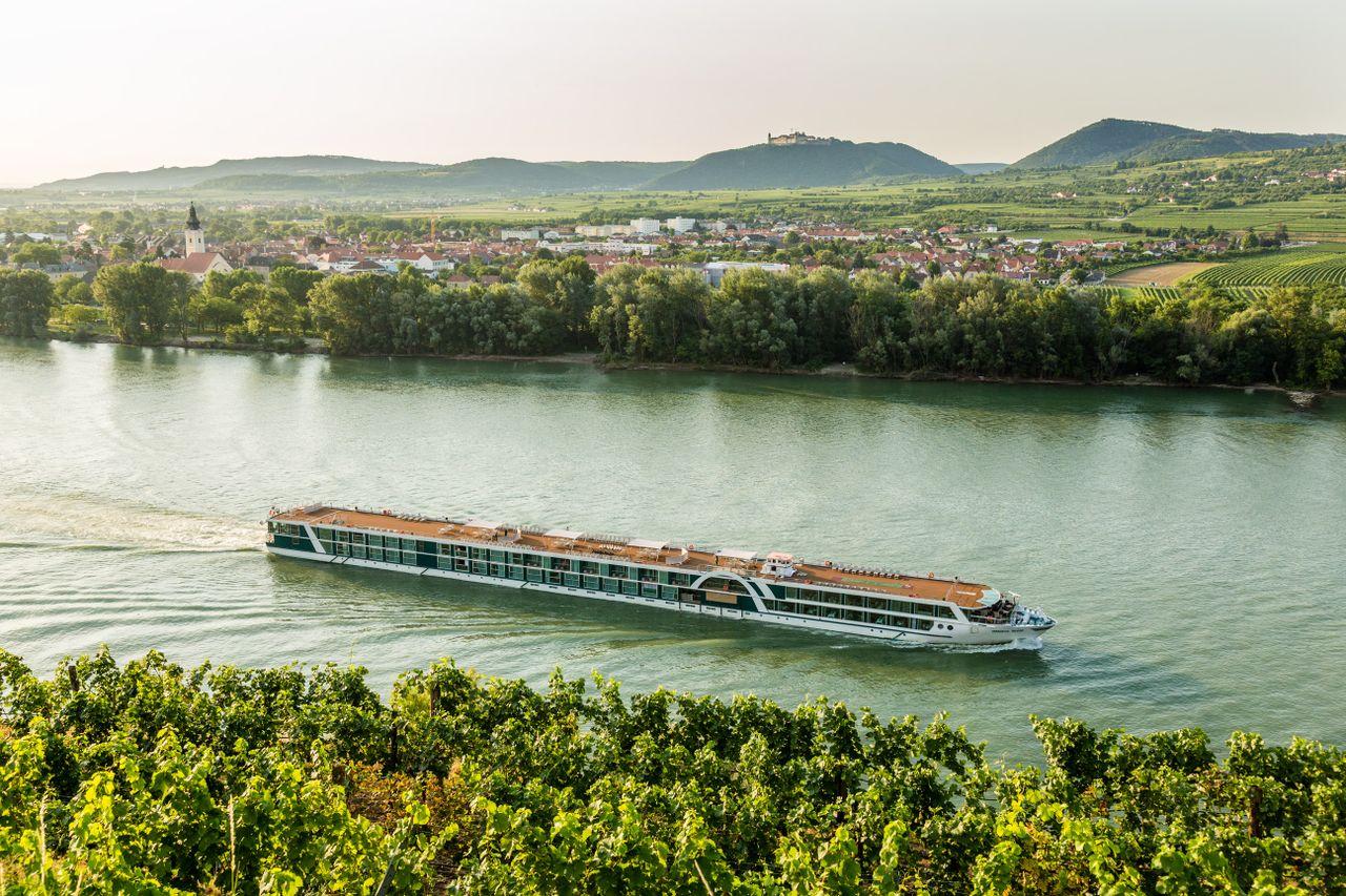 Flussreise Rhein AMADEUS Silver II