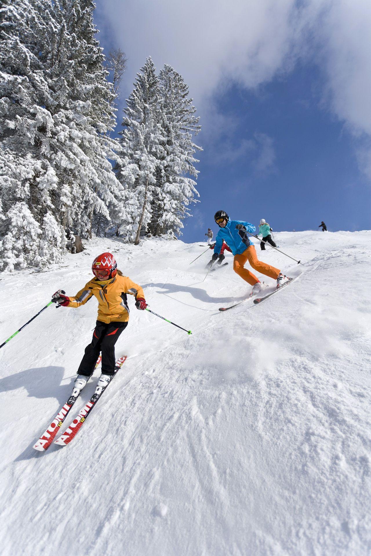 Abenteuer Ski