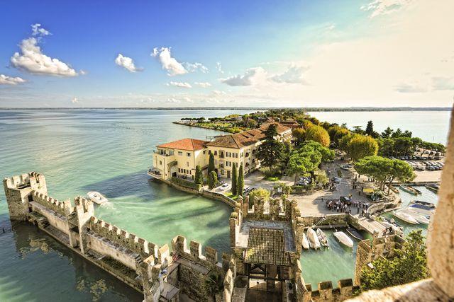 Gardasee Italien Urlaub